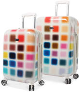 Steve Madden CLOSEOUT! Cubic Hardside Spinner Luggage
