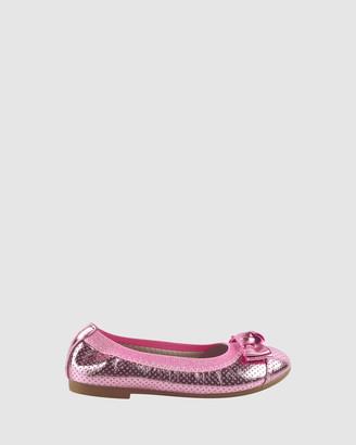 Candy Charm Ballet Flats