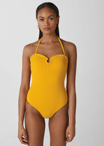 Tort Ring Square Swimsuit
