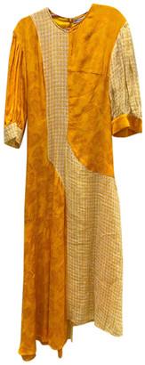 REJINA PYO Yellow Linen Dresses