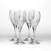 Mikasa Orion Set of 4 Crystal Wine Glasses