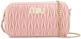 Miu Miu matelasse cross-body bag