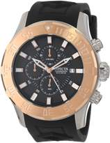 Invicta Men's 14082 Pro Diver Chronograph Textured Dial Silicone Watch