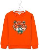 Kenzo 'Tiger' sweatshirt - kids - Cotton - 5 yrs