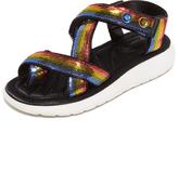 Marc Jacobs Comet Sport Sandals