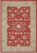 "Momeni Voyage Abbey Red 5'3""x7'6"" Area Rug"