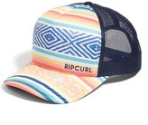 Rip Curl Women's Sun Gypsy Trucker Hat - Orange