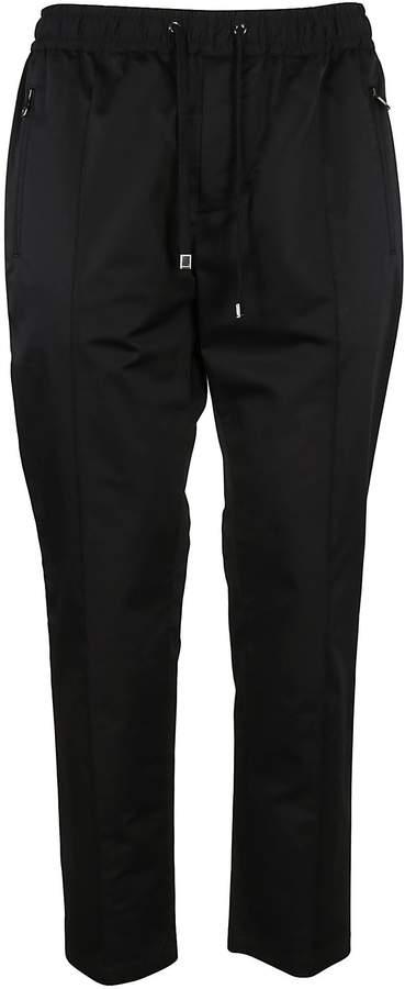 Dolce & Gabbana Straight Leg Sweatpants