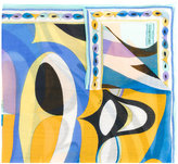 Emilio Pucci printed cashmere scarf - women - Cashmere - One Size