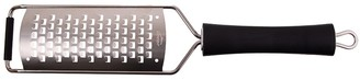 Appetito Razor-Plane Stainless Steel Wide Grater Coarse