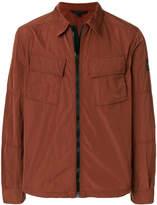 Belstaff cargo pocket zip jacket
