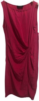 Thakoon Pink Silk Dresses