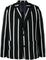 Henrik Vibskov 4Ever striped blazer