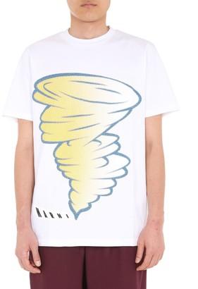 Marni Round Neck T-Shirt