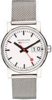 Mondaine Unisex Evo big-date watch