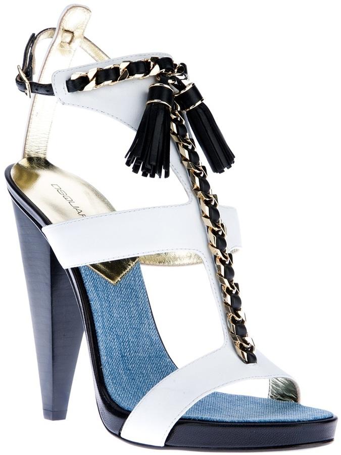 DSquared Dsquared2 'Kimberly' sandal