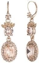 Marchesa Ornate Drop Earrings