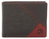 Robert Graham Tindrash Leather Slimfold Wallet