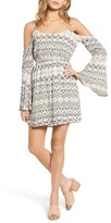 Cupcakes And Cashmere Women's Starling Bell Sleeve Dress