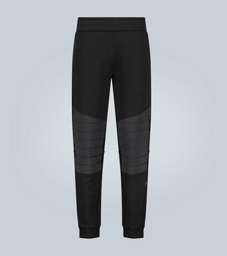 Moncler Sweatpants with quilted panels