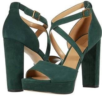 MICHAEL Michael Kors Marais Platform (Moss) Women's Shoes