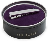 Ted Baker Stone and Brushed Tie Bar