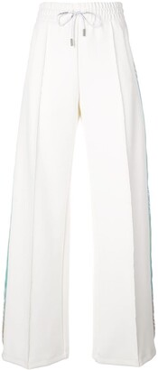 Off-White Off White side panelled track pants
