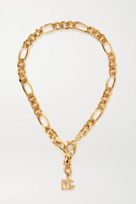Dolce & Gabbana Gold-tone Necklace