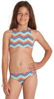 Billabong Girl's Ziggyland Two-Piece Swimsuit