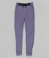 Purple Sweatpants - Girls