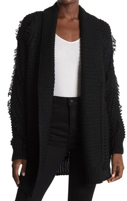 Line Antione Cable Knit Cardigan