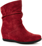 Cougar Red Suede Fifi Waterproof Boot