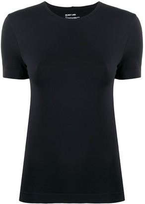 Helmut Lang plain fitted T-shirt