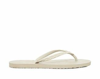 Sanuk Women's Slim Braidy Flip-Flop