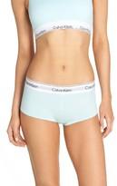 Calvin Klein Women's 'Modern Cotton Collection' Pima Cotton Blend Boyshorts