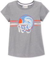 Roxy Graphic T-Shirt, Little Girls (2-6X)