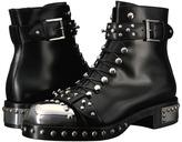 Alexander McQueen Sti.To Pelle S.Cuoio Women's Boots