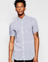 Minimum Short Sleeve Button Down Shirt