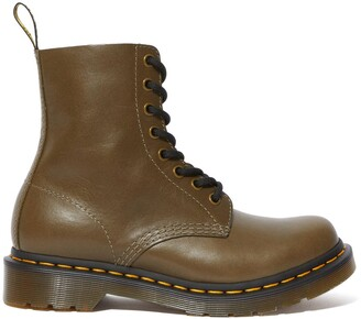 Dr. Martens 1460 Pascal Ankle Boots in Leather