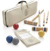 Crate & Barrel Croquet Set