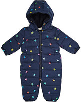 Stella McCartney Star-Print Hooded Snowsuit