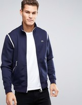Lacoste Live Track Jacket In Navy
