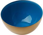 Sheridan Gold & Aqua Condi Bowl