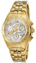 Technomarine Women's 'Cruise Dream' Swiss Quartz Stainless Steel Casual Watch, Color:Gold-Toned (Model: TM-115196)