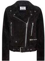 Acne Studios Exclusive to mytheresa.com – Mock suede jacket