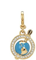 Juicy Couture Globe Charm