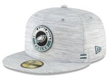 New Era Philadelphia Eagles On-Field Sideline 59FIFTY Cap