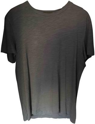 Theory Navy Cotton T-shirts