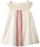 Roxy Girls' Crochet Tiki Flare Dress (2yrs6X) - 8132825