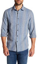 Howe Static Print Regular Fit Shirt